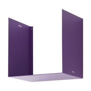 Półka Geometric One, fioletowa
