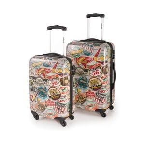 Zestaw 2 walizek Skpa Negro