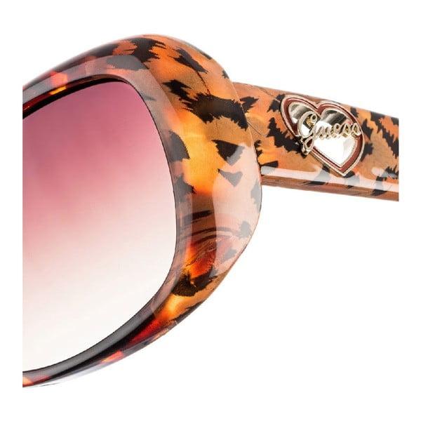Damskie okulary przeciwsłoneczne Guess GU7147-TO34