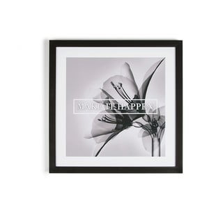 Obraz w ramie Graham & Brown Make It Happen, 50x50 cm