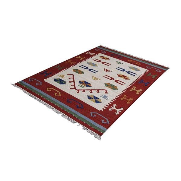 Ręcznie tkany Dywan Kilim Classic KL81 Mix, 125x185 cm