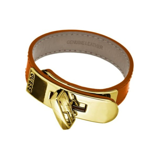 Bransoletka GUESS Orange Belt