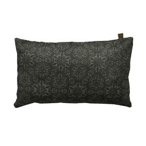 Poduszka Overseas Porto Black, 30x50 cm