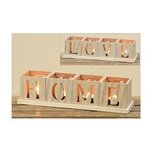Świecznik Home & Love
