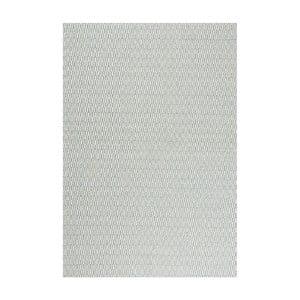 Wełniany dywan Charles Aqua, 160x230 cm