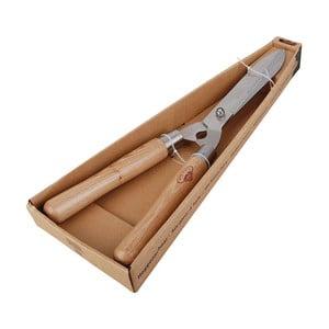 Nożyce ogrodowe z drewna jesionowego Esschert Design Smooth