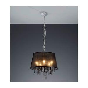Lampa wisząca Seria 1104, czarna