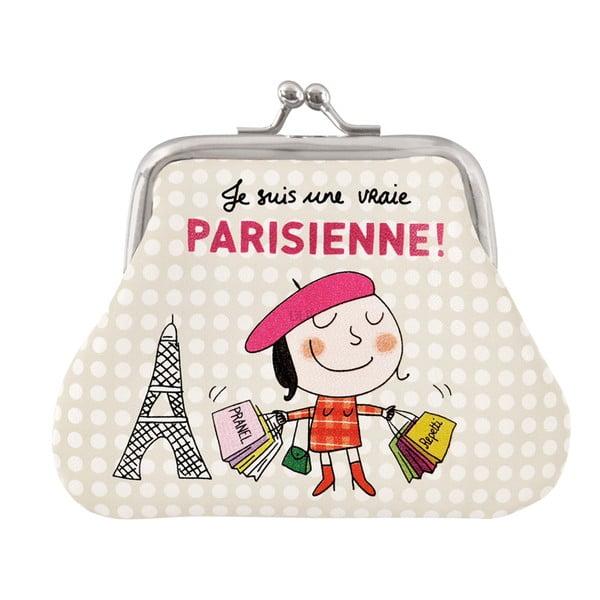 Portfel Vraie Parisienne, beige