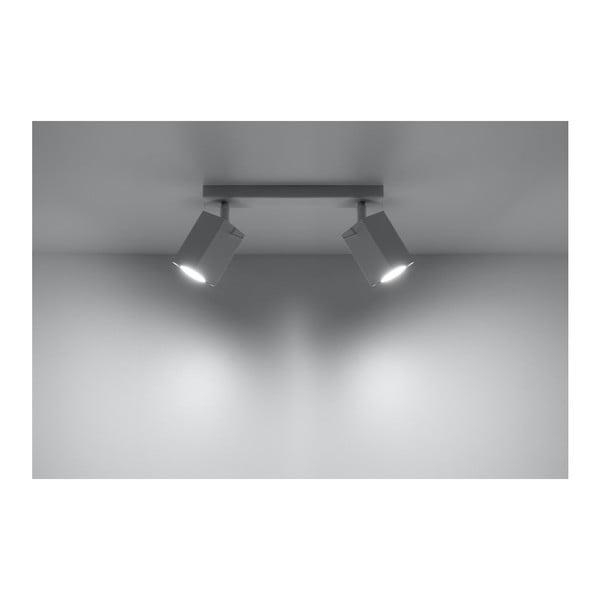 Biała lampa sufitowa Nice Lamps Toscana 2