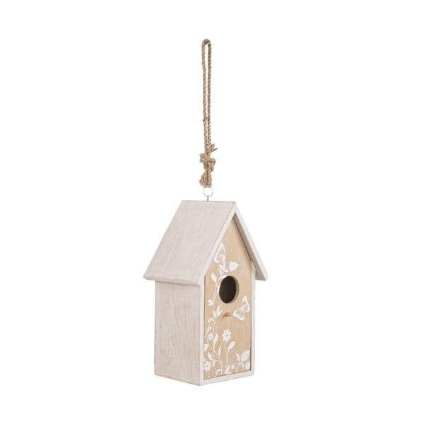 Domek dla ptaków Home, naturalny