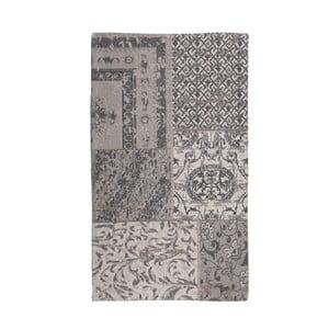 Dywan Chenille, 160x210 cm, szaro-beżowy