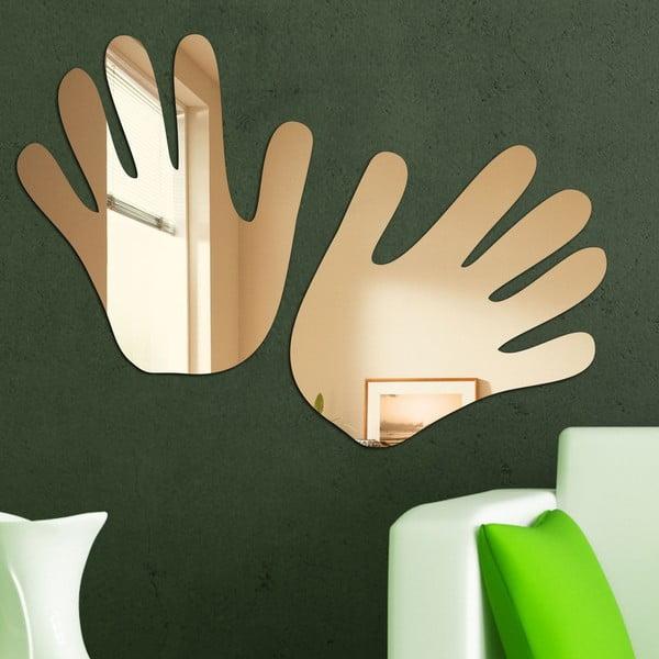 Lustro dekoracyjne Dłonie