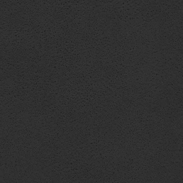 Antracytowa sofa 3-osobowa z czarnymi nogami Vivonita Tom