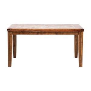 Stół do jadalni z drewna mangowego Kare Design Epoca, 150x81cm