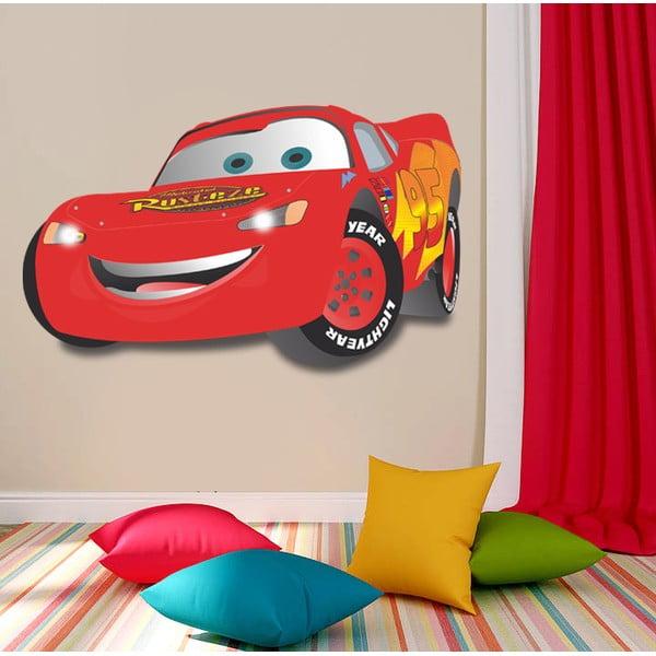 Naklejka na ścianę McQueen, 90x120 cm