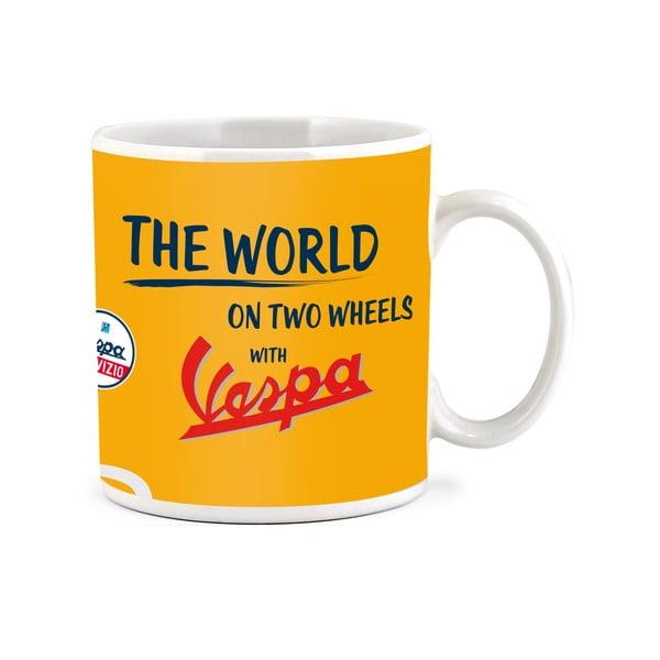 Kubek Vespa The World, 300 ml