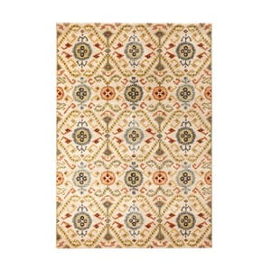 Beżowy dywan Mint Rugs Diamond Ornament, 200x290 cm