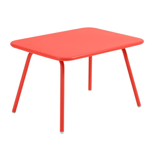 Ceglany stół dziecięcy Fermob Luxembourg
