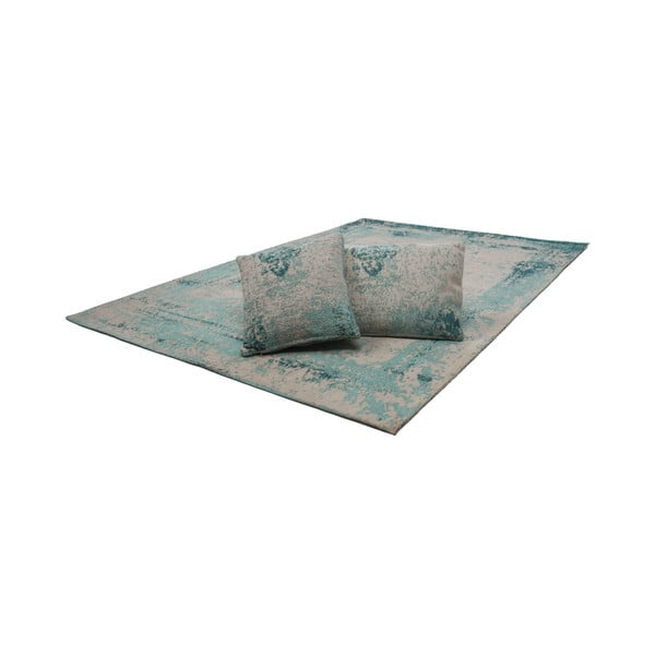 Poduszka Select Tyrkys, 45x45 cm