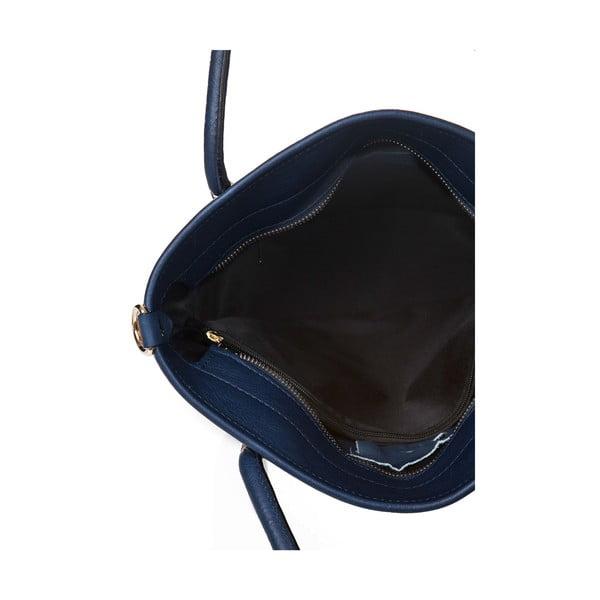 Torebka skórzana Markese 6398 Blue