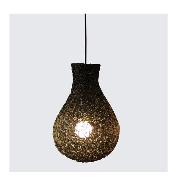 Lampa sufitowa Lampion, czarna