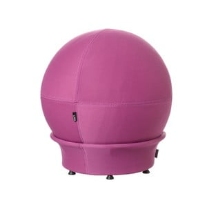 Piłka do siedzenia Frozen Ball Radiant Orchid, 45 cm