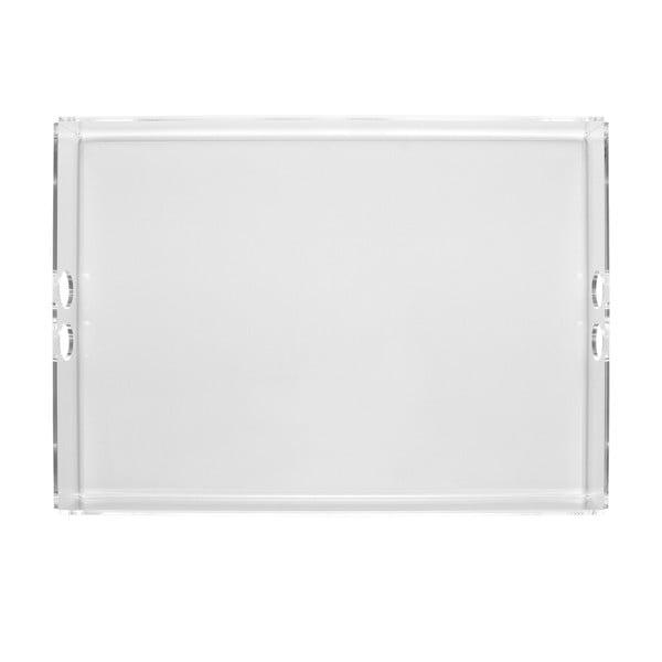 Taca Tray Clear, 22x31 cm