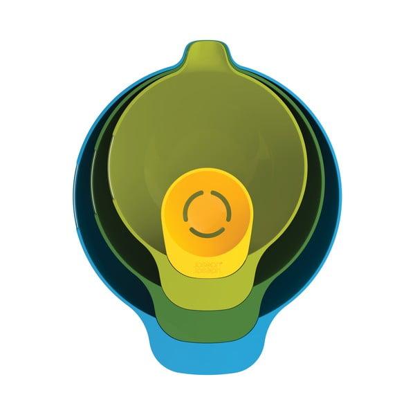 Zestaw 3 misek z oddzielaczem do żółtek Joseph Joseph Nest Mix