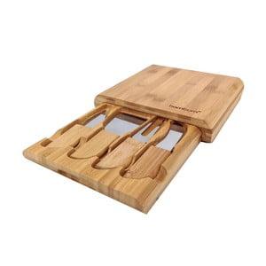 Zestaw do serwowania serów Bambum Gravyer