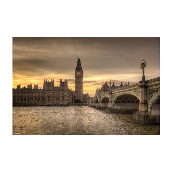Fotoobraz Big Ben, 51x81 cm