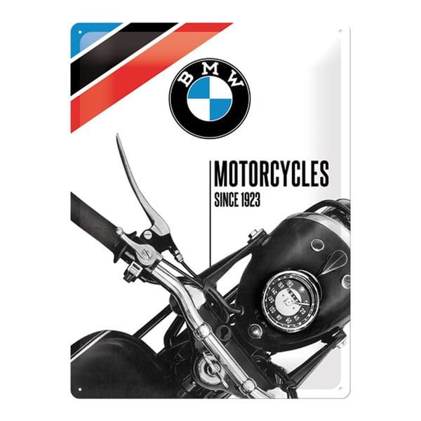 Blaszana tablica Motorcycles 1923, 30x40 cm
