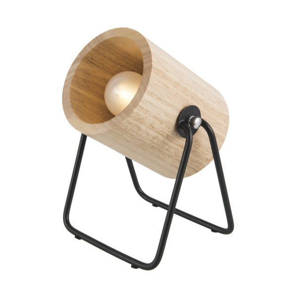 Lampa stołowa Leitmotiv Hefty Round