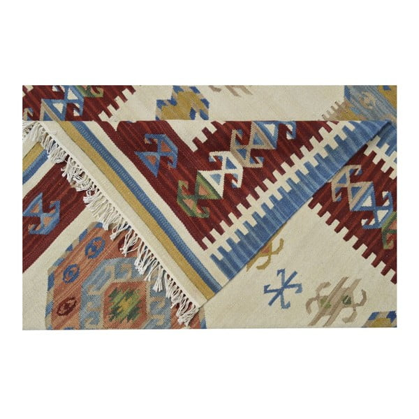 Dywan tkany ręcznie Bakero Kilim Classic AK05 Mix, 170x230 cm