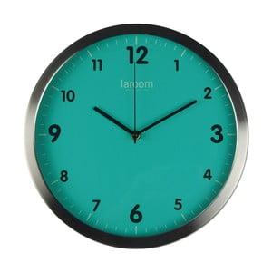 Zegar ścienny Minimal Green