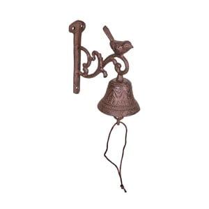 Żeliwny dzwonek dekoracyjny Antic Line Birdie