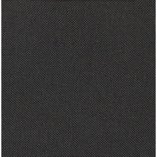 Rozkładana sofa Sly, czarna