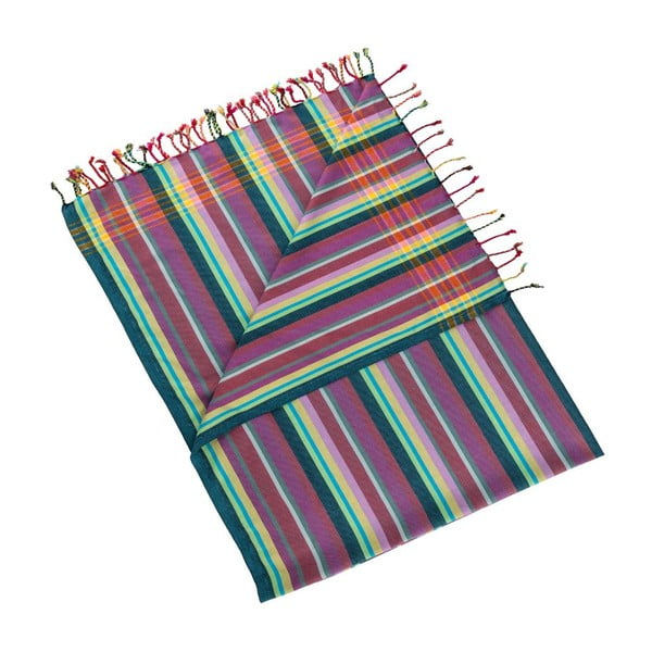 Ręcznik/pareo Inci Green, 100x178 cm