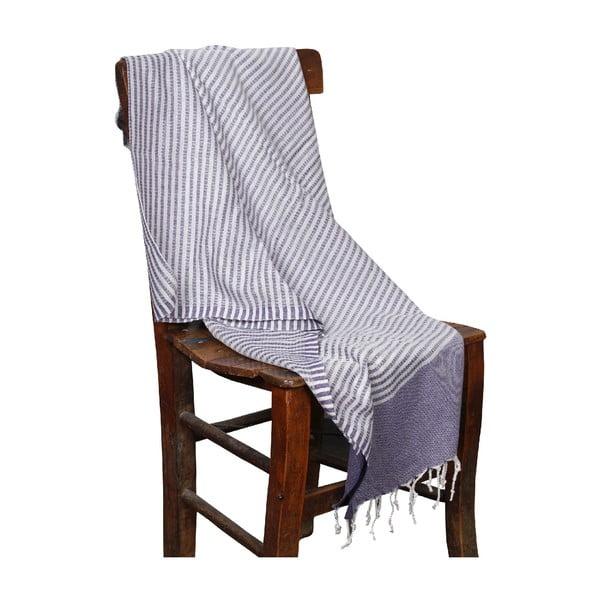 Ręcznik hammam Hermes Purple, 90x190 cm