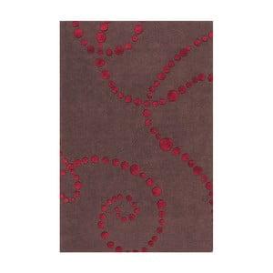 Wełniany dywan Michele, 60x120 cm