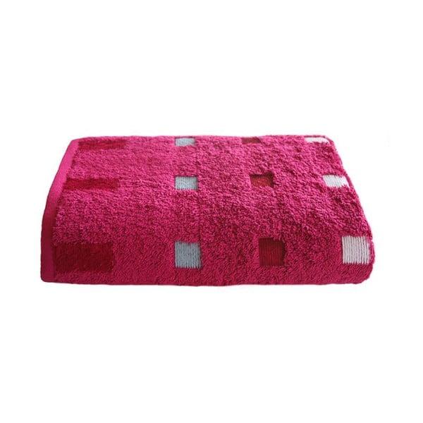 Ręcznik Quatro Magneta, 50x100 cm