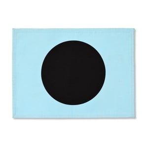 Maty bawełniane Black Meets Blue