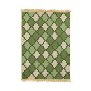 Zielony dywan Ya Rugs Duvar, 60x90cm