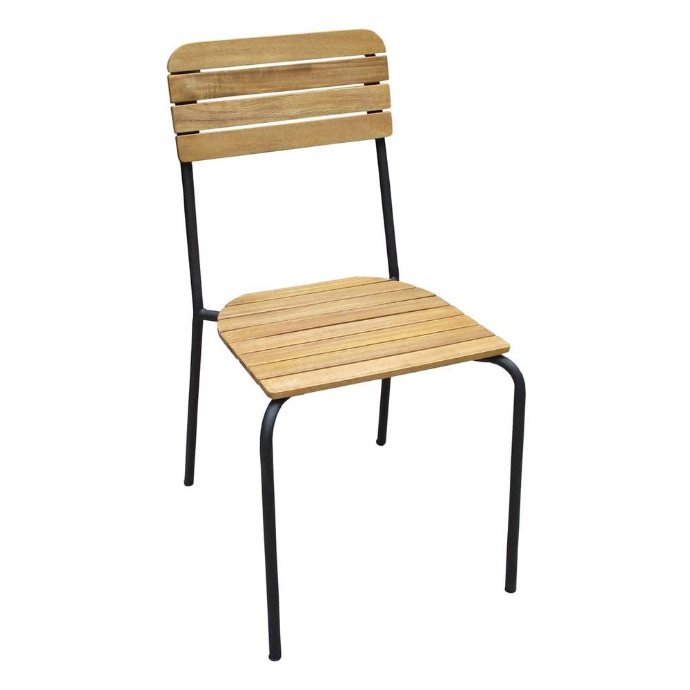 Zestaw 4 krzeseł ogrodowych Ezeis Scool I