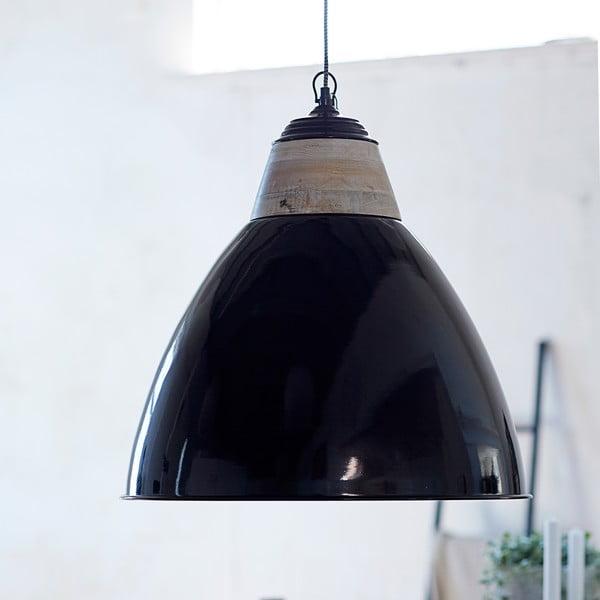 Czarna lampa wisząca Canett Base Pendant