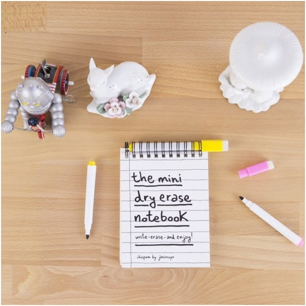 Notes zmywalny Mini Whiteboard