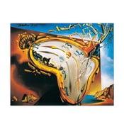 Obraz Salvador Dalí - Trwałość pamięci, 75x60 cm