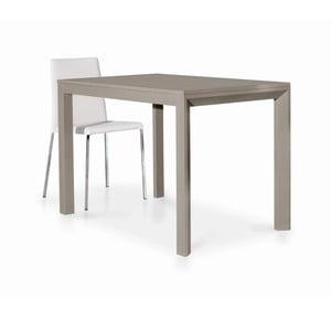 Beżowy drewniany stół rozkładany Castagnetti Dove