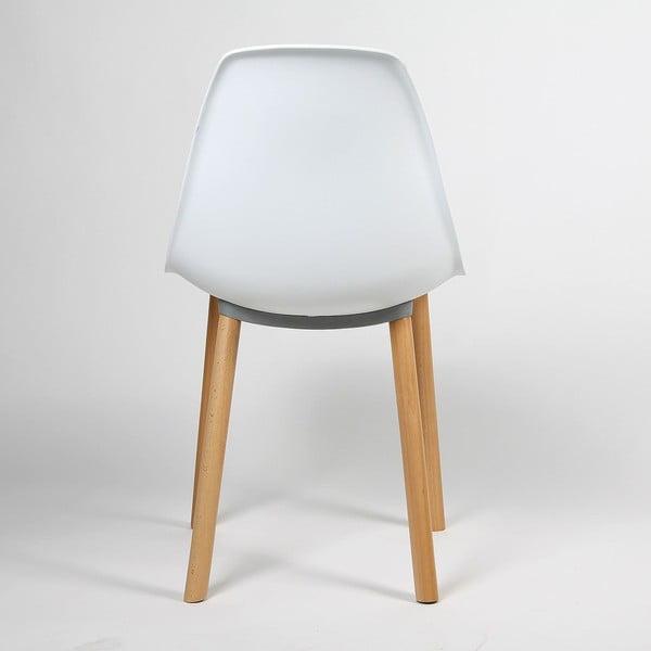 Krzesło Tower White
