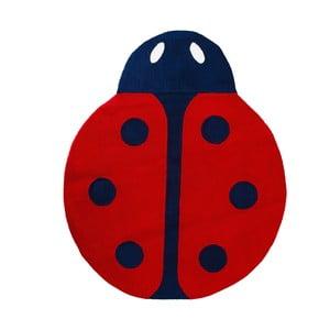 Dywan dziecięcy Mavis Ladybug, 100x150 cm