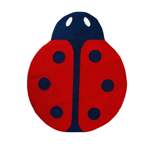 Dywan dziecięcy Mavis Ladybug, 120x180 cm